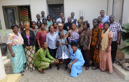 New Parents Self Help Groups Formed