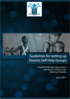 Guidelines for Setting up Parents Self Help Groups