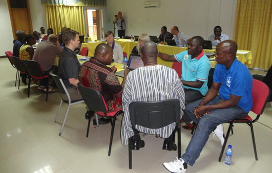 Inclusion Ghana joins the next phase of the Joint Disability Project in Ghana